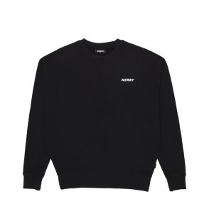 남녀공용 Basic Logo Sweatshirt (PNES19KT0501)