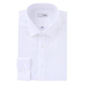 듀퐁 긴소매/슬림핏) 120수 화이트 셔츠 (SE0SM21LS301SWH)
