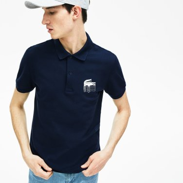 [엘롯데] 남성 애니모션 로고 폴로 셔츠 LCST PH6402-19B166