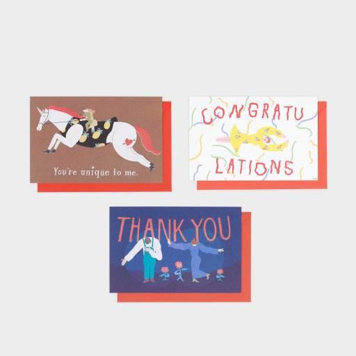 [세트상품] Tropical love Card SET