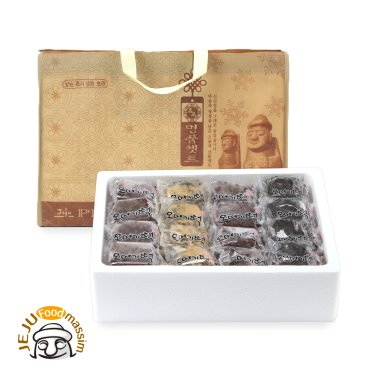 ◆[시담] 제주오메기떡 3종세트 A/무료배송