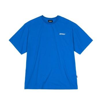 남녀공용 Basic 1/2 Sleeve T-shirt_PNEU20KT1226