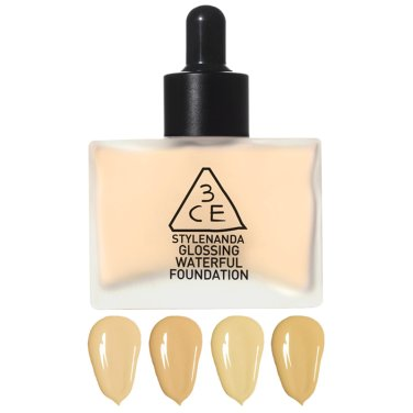 3CE GLOSSING WATERFUL FOUNDATION