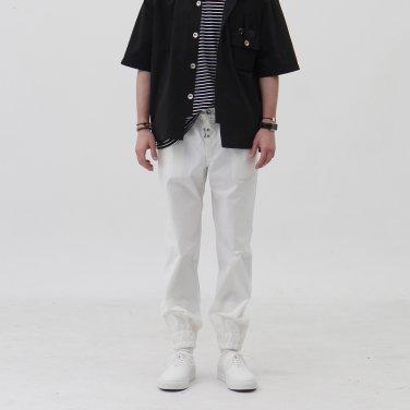 DEFENDER jogger pants (White) (P00067)