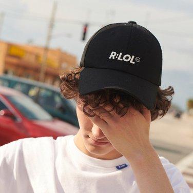 [RLOL] (CH-19308) RLOL LOGO CAP BLACK