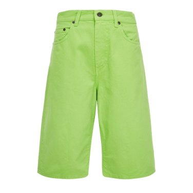 COLORED SHORTS (LIGHT GREEN)