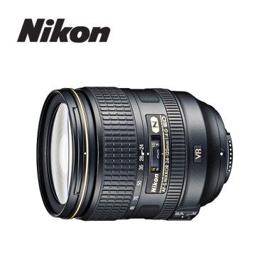 AF-S 24-120mm f/4G ED VR 렌즈