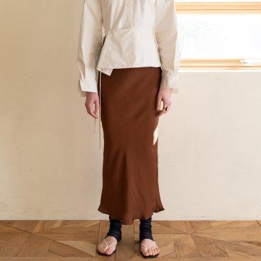 Salang Skirt [Brown] (JC19SSSK25_BR)