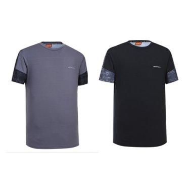 라운드 남성 기능성 티셔츠(5217OT204,205)