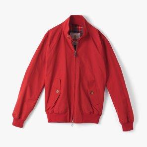 [바라쿠타]G9 ORIGINAL JACKET RED/CU91M20003A41