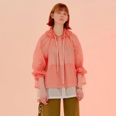 Byle Shiring Hood Zip-up_Pink (JC20SSOU01PK)
