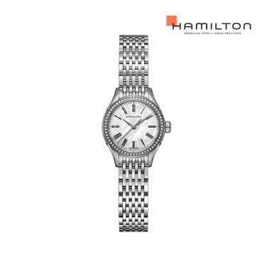 H39211194 발리안트 쿼츠 다이아몬드 26mm 여성 시계