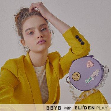[비비와이비][(G)아이들 우기, 에이프릴 이진솔 착용] Tindy Round Bag (09I1210B8V)