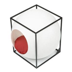 미유파리 더 큐브 메탈 아이보리