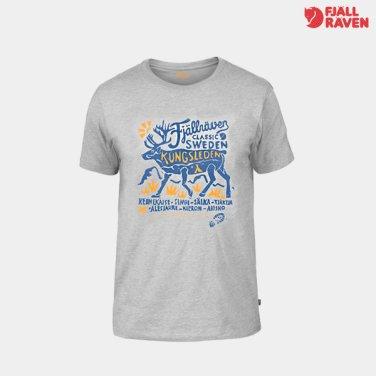클래식 스웨덴 반팔 티셔츠 Classic SWE T-Shirt -F182MHL20CT