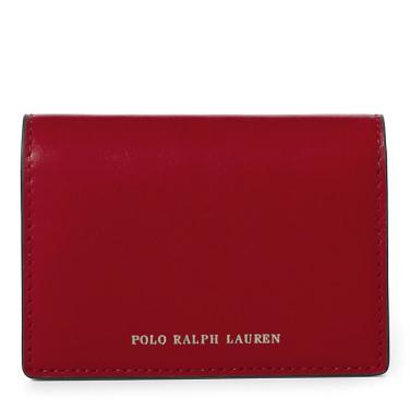 폴로 랄프 로렌 나파 레더 카드 케이스(WAPOSLG02310005D71)