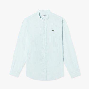 [엘롯데] 남성 스트라이프 린넨 셔츠 LCST CH120E-19BF8R