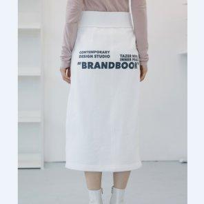 [테이즈]Half combi Pencil Skirt (19TAZE41E)