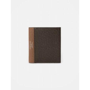 블럭 빈 미니지갑(SmarT) - Brown (BE02A3M05D)