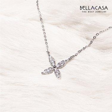 플로렌스 18K 다이아몬드 목걸이 10013915