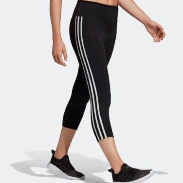 [Womens Athletics] 하이웨스트 3S 7부타이츠/DU2043