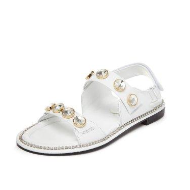 Cubic strap sandal(white) DG2AM19045WHT / 화이트