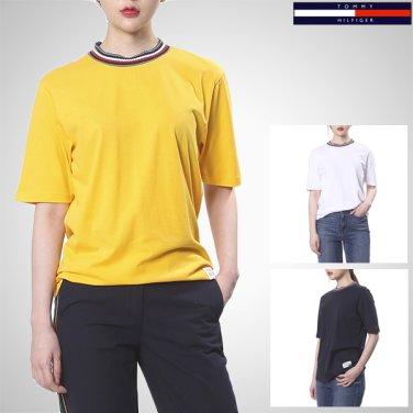 TFMT1KOE41A0(코튼 박시핏 스트라이프 티셔츠)