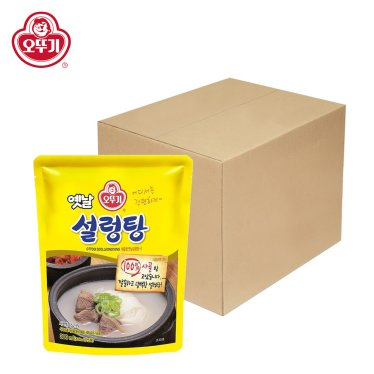 오뚜기 옛날 설렁탕 (300g x 18개)/무료배송