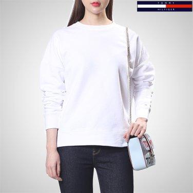 TFMT1KOE56A0(면 혼방 로고 긴소매 티셔츠)