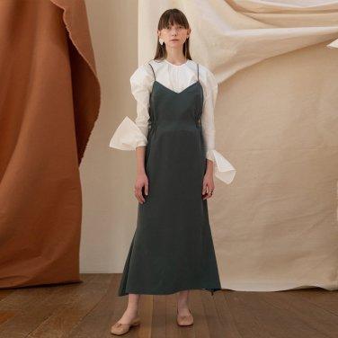 Turin Slip Dress [Amazon Green] (JC19SSOP09_AG)