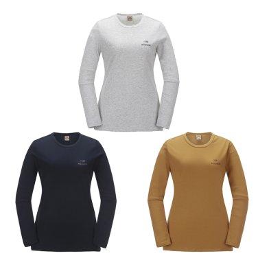 TURKU (투르쿠) 여성 라운드 티셔츠  / 등산티,긴팔티 (DWU17262)