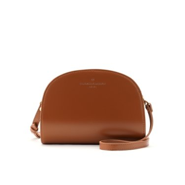 hill cross bag (brown) - D1015BR