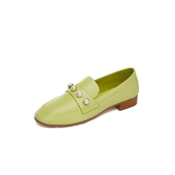 Bella flat(yellow green) DG1DX20011YGX