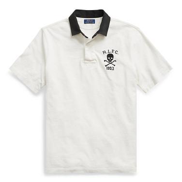 폴로 랄프 로렌 클래식 핏 코튼 럭비 셔츠(MNPOKNI1N810376E86)