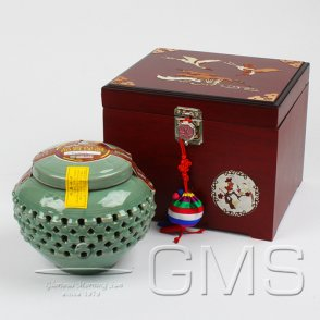 마천농협 프리미엄 전통꿀 도자기 800g