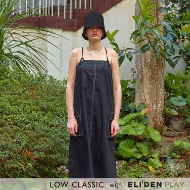 [로우클래식] 19 SUMMER LOCLE _ pocket sleeveless dress black (Z3LCI5DR109)