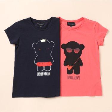 핑크,네이비세트 티셔츠(0429160002-EL)