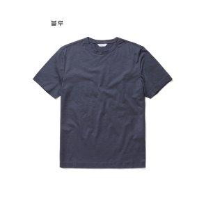 수피마 슬럽 라운드 티셔츠 4종칼라NEA2TR1601