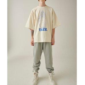 [테이즈]Taze Loogo Lounge Pants 2종(2019TAZESS23E)