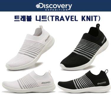 디스커버리 남여공용 트레블 니트 신발 DXSH82831