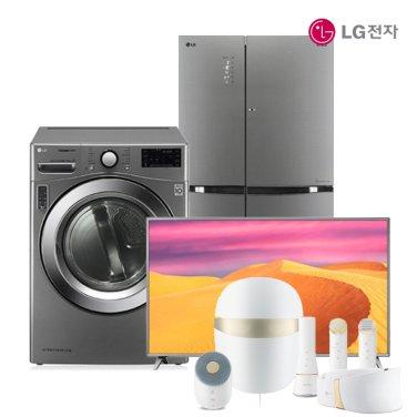 [LG전자]냉장고부터 스타일러까지 인기 아이템 합리적인 가격으로 Pick!