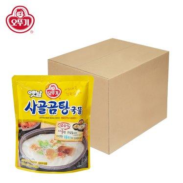 오뚜기 옛날 사골곰탕 (350g x 18개)/무료배송