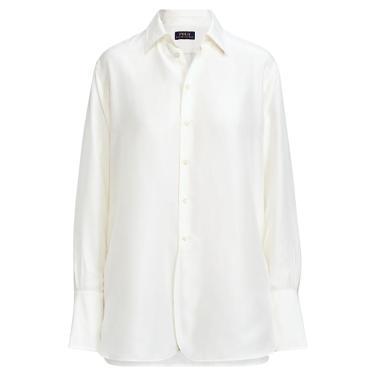 폴로 랄프 로렌 실크 버튼다운 셔츠(WMPOSHTN6810208E86)