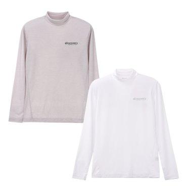 남성 냉감 레이어드 라운드 티셔츠 DMRT6M831