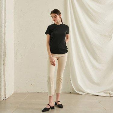 Le Round T-Shirt _ Black