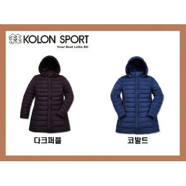 여성 경량다운 자켓(레토) JKJDW18104