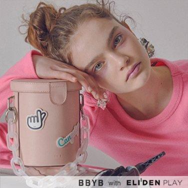 [비비와이비] BBYB Tindy Cylinder Bag (Peach Blossom) (09I1210B7P)