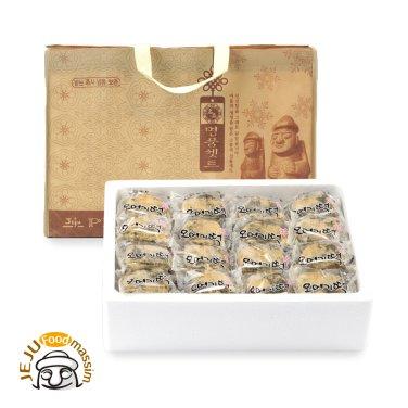 ◆[시담] 제주 오복오메기떡 (60gx20개입,부직포가방)/무료배송