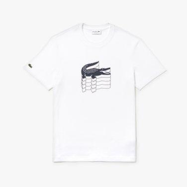 빅크록 프린트 티셔츠 (TH4235-19B)