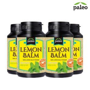 팔레오 레몬밤 분말 160g 4통 + 70g 소분말 추가 증정!